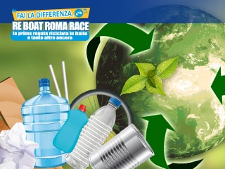 circular economy, re boat roma race, partner